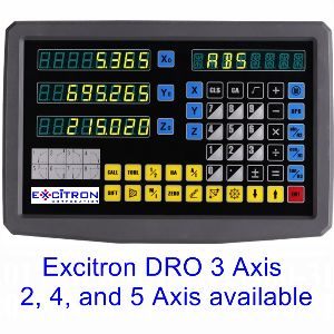 DRO2 -- Digital Readout for 2 axis - DRO2 -- Digital Readout for 2 axis.  Free shipping in USA.