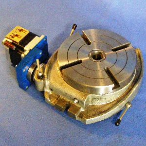 Mrt6 86 80 6 Inch Motorized Rotary Table With X86 80