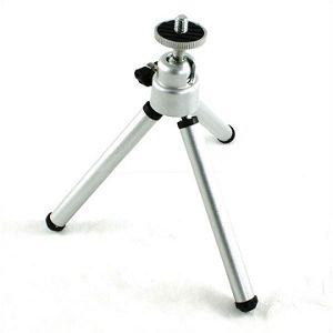 Tripod adjusts to 5-8 inches - Versatile Tripod for mounting your camera or our Wire Sliders, Belt Sliders, or Leadscrew Sliders
