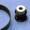 Pulley GT2-3mm 16T for 57mm motors